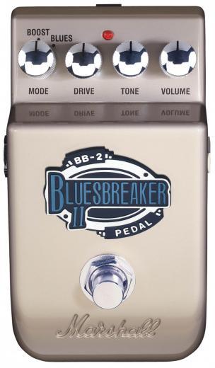 Pedal de Boost/Blues Guitarra BB2