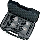 Set Micrófonos Batería