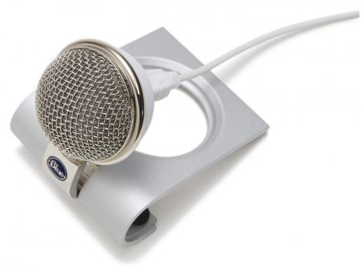 Micrófono condensador de escritorio USB plug-and-play para Mac y PC, ideal para podcast, telefonía online, softwares de reconocimiento de voz, locuciones y música.