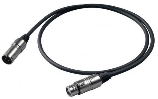 Cable XLR 5 Mts