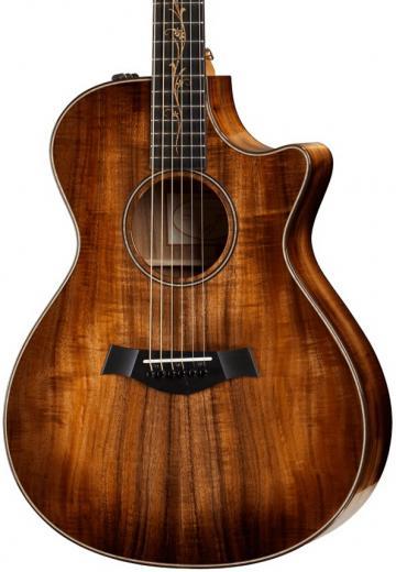 Guitarra Electroacústica Serie Koa