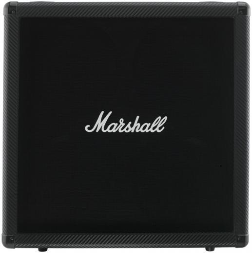 """Gabinete de extensión de 120 Watts 4x12"""" con altavoces Celestion G12-412MG, apto para cualquier estilo de música"""