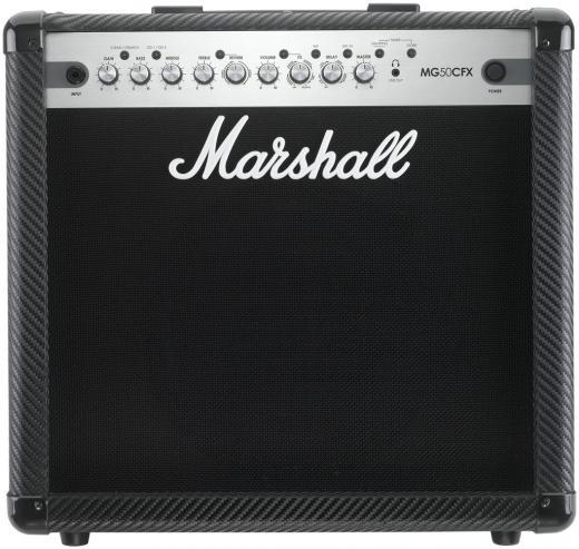 Amplificador Combo Guitarra Electrica 50W FX