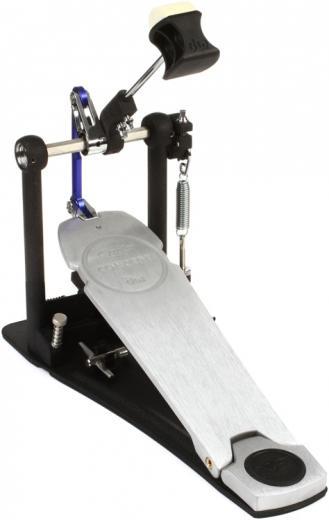 Rápido, suave y diferente a cualquier pedal PDP anterior, look diferente y una longitud extendida XF ™, estribo de aluminio y leva de masa baja