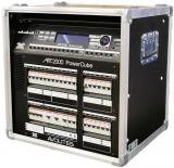 Señal de control DMX, Ethernet, 12 canales, Potencia / canal 16A y función RCD