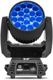 R1 Wash de la serie ROGUE distingue por ofrecer una combinación de características de rendimiento únicas para su clase a traves de 19 LED´s de 15W RGBW quad-LEDs