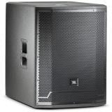 """1500 W de potencia Nominal, Controlador de baja frecuencia de 18 """" Differential Drive® para baja distorsión y mayor SPL"""
