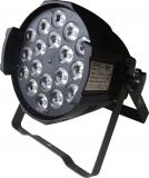Par Led RGBWA+UV 18x12W