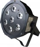 Par Led RGBWA+UV 7x10W
