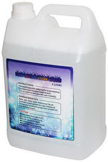 Liquido de Nieve 5 Lts