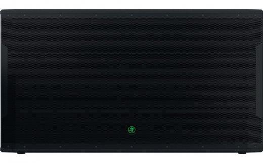"""Subwoofer activo de 1.600 W, 2 x 18 """"con cruce variable y limitación SmartProtect"""