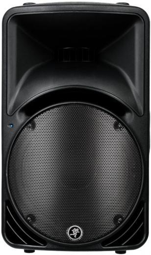 """Biamplificado de 1000 W, controlador LF 12 """", controlador de compresión de domo Titanium 1.4, mezclador de 2 canales y procesamiento de audio digital integrado"""