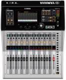 Mezclador digital de la serie TF de 16 entradas con 40 canales de mezcla, 17 faders motorizados, 20 buses auxiliares, 8 grupos DCA con despliegue, E-Compression / EQ de 1 perilla y operación TouchFlow