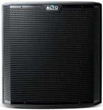 Potencia de 625W continuo, 1250W peak, Amplificador clase D, Respuesta de frecuencia: 35-95 Hz (-10 dB) y proteccion termica