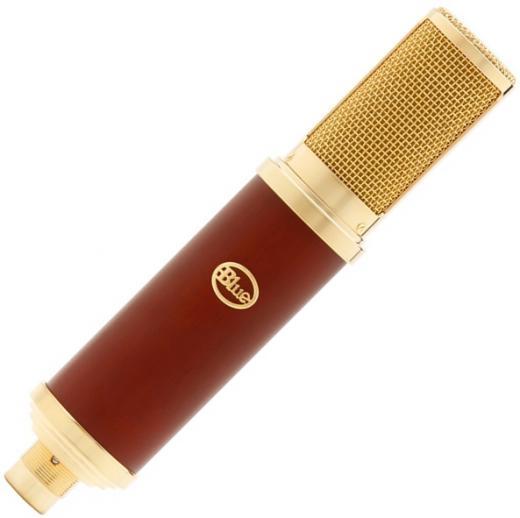 Micrófono a cinta activo figura 8, con terminación en madera. Captura el sonido natural de tus baterías, guitarras, voces u otros. 136dB SPL, 20Hz - 20kHz.